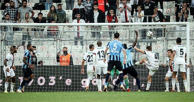 Erman Toroğlu Adana Demirspor'un golünü yorumladı! Beşiktaşlılar itiraz etmişti... Faul var mı?