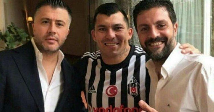 Beşiktaş Medel'i de video ile duyurdu