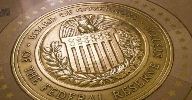 Son dakika: Fed faizleri sabit tuttu