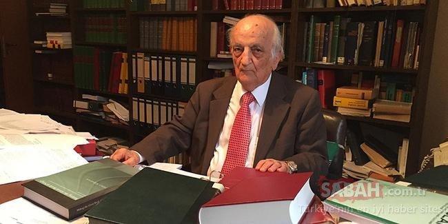 Ünlü tarihçi Fuat Sezgin hayatını kaybetti!