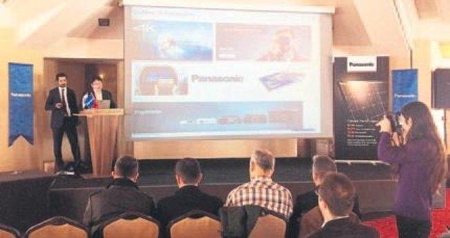 Panasonic İzmirli sanayiciyle buluştu
