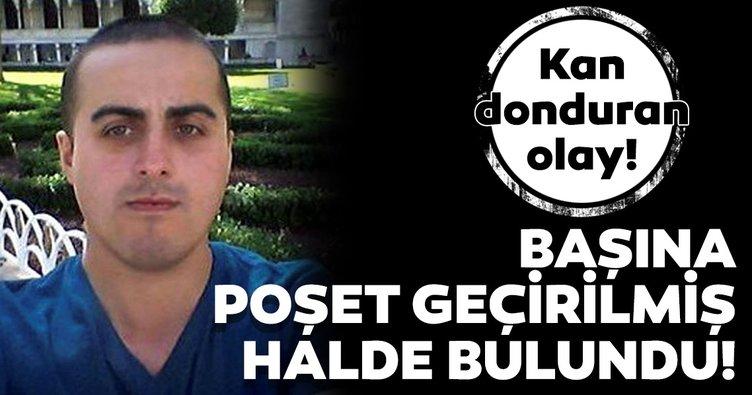 Son Dakika Haberi: Samsun'da kan donduran olay! Başına poşet geçirilmiş şekilde bulundu!