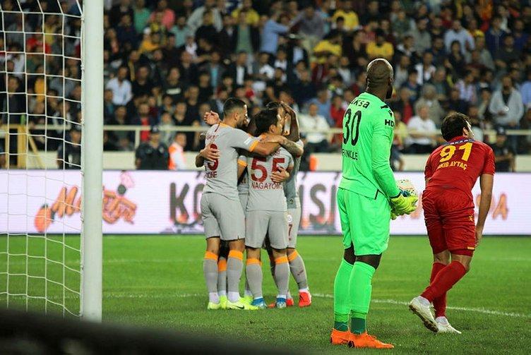 Ahmet Çakar Yeni Malatyaspor - Galatasaray maçını değerlendirdi
