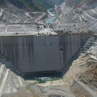 Bakan Pakdemirli: Çetin Barajı, RCC tipine göre Avrupanın en büyüğü olacak
