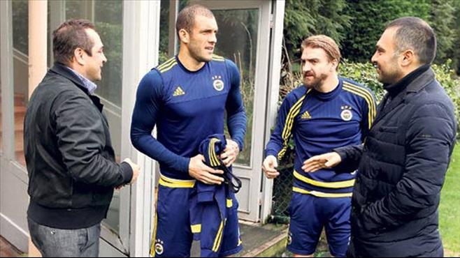 Fenerbahçeli yöneticiler bile şaşırdı