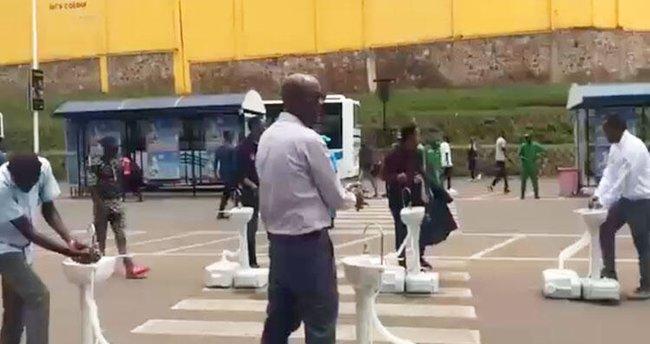 Ruanda, Kovid-19 yüzünden kapatılan havalimanlarını yeniden açıyor
