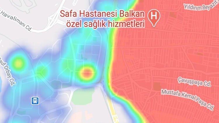 İstanbul'daki bu görüntü inanılmaz! Aradaki keskin fark...