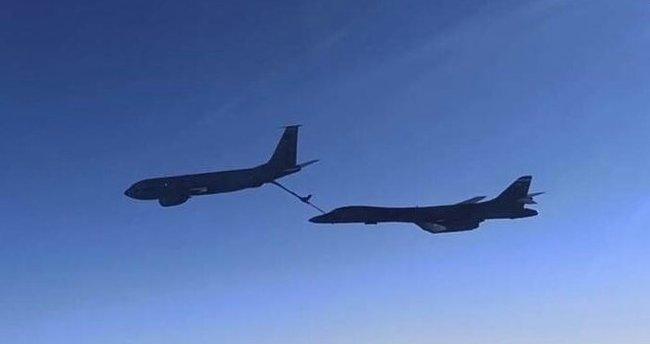 Rus savaş uçaklarından kritik müdahale! ABD jetleriyle karşı karşıya geldiler