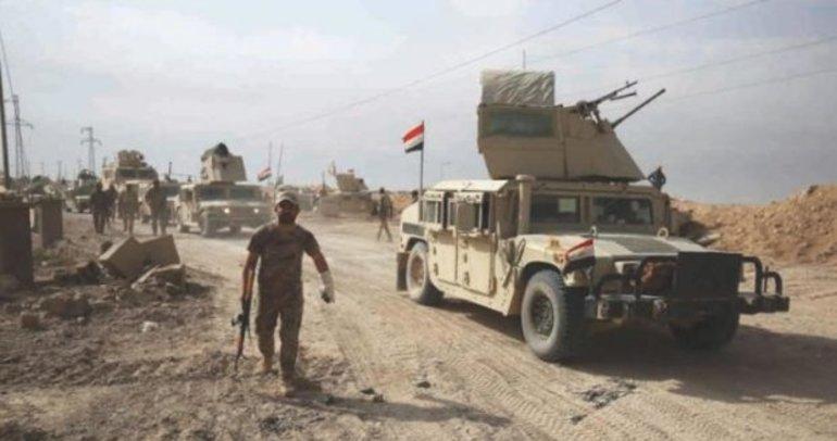 Irak güçleri, DEAŞ'ın elindeki son bölgeye girdi