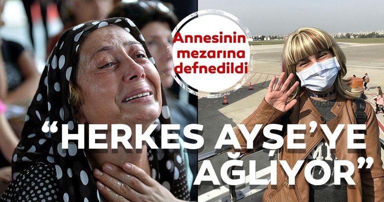 Havin Ayşe Baldaz tedavi gördüğü hastanede hayatını kaybetti! Baldaz, annesinin mezarına defnedildi!