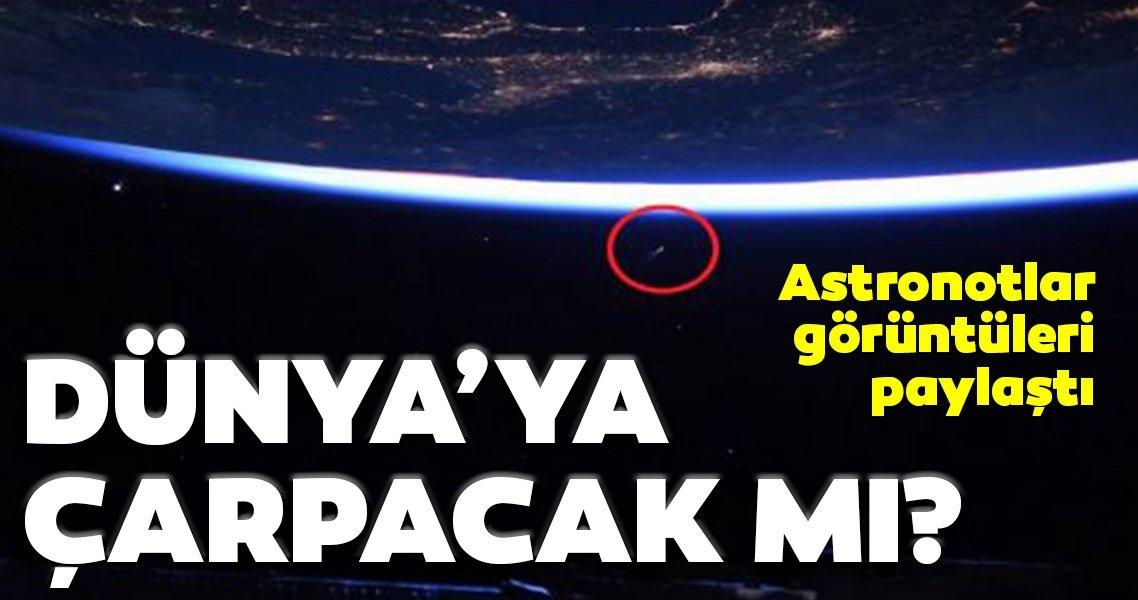 Neowise kuyruklu yıldızı Dünya'ya yaklaşıyor! Dünya'ya kuyruklu yıldız mı çarpacak? İşte detaylar....