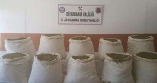 Son dakika: Diyarbakır'da zehir tacirlerine operasyon