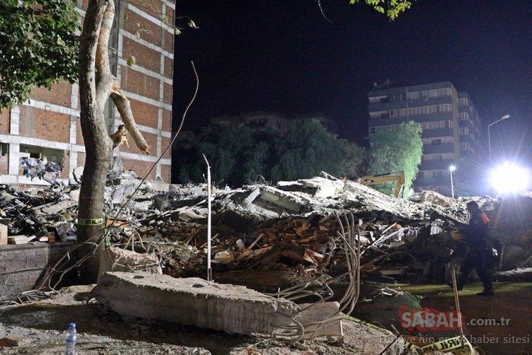 Son dakika: İzmir'deki depremde ölümden son anda kurtuldu! Doğanlar Apartmanı'ndaki genç anlattı