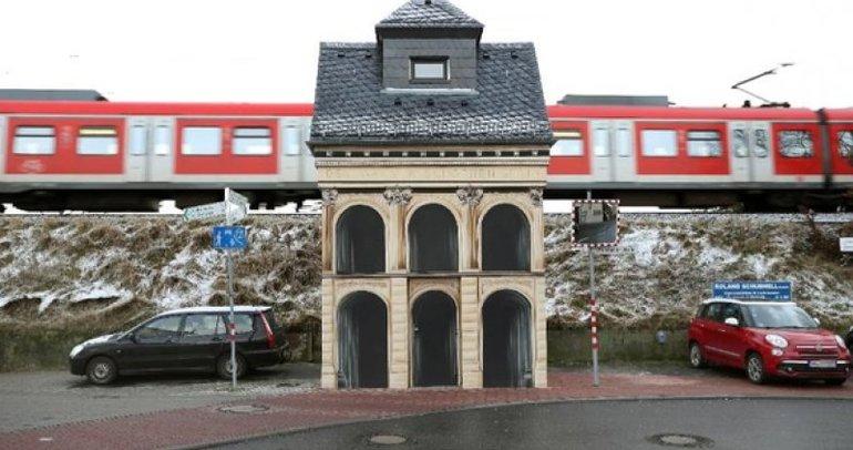 Almanya'nın en küçük müstakil evi