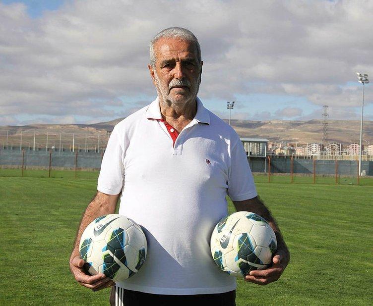 Sivasspor'un yarım asırlık malzemecisi Mahmut Kablan vefat etti
