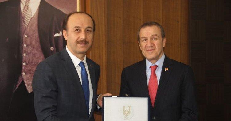 Galatasaray'ın eski yöneticisinden Şanlıurfa'ya destek