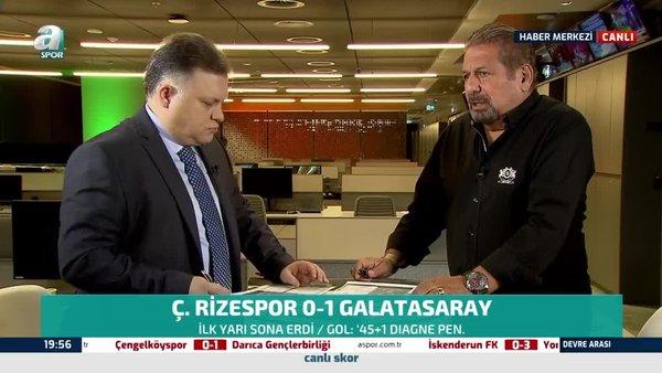 Galatasaray'ın kazandığı penaltı doğru mu? Erman Toroğlu değerlendirdi