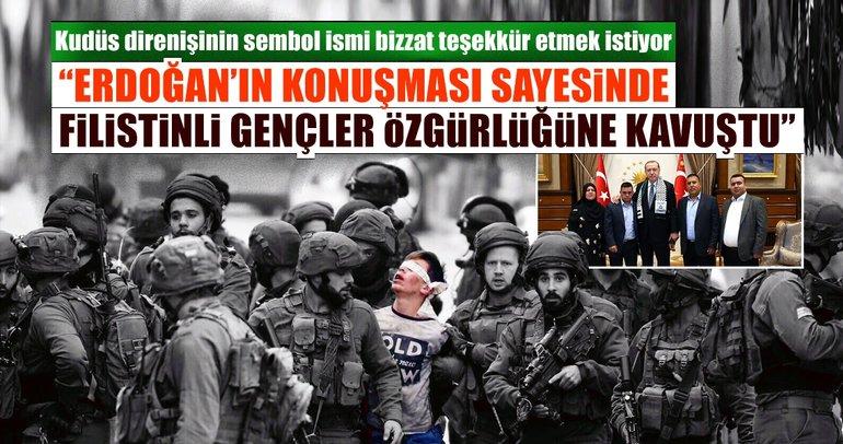 Kudüs'ün simgesi El Cüneydi: Erdoğan'la tanışmak istiyorum
