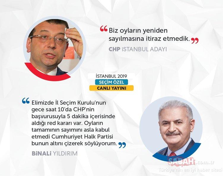 Binali Yıldırım, CHP adayının o iddialarını tek tek çürüttü!