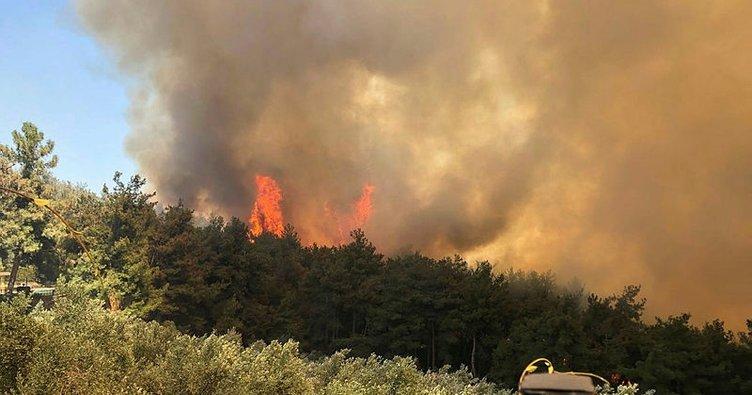 Son dakika: Bursa Cumhuriyet Başsavcılığı, yangınla ilgili soruşturma başlattı