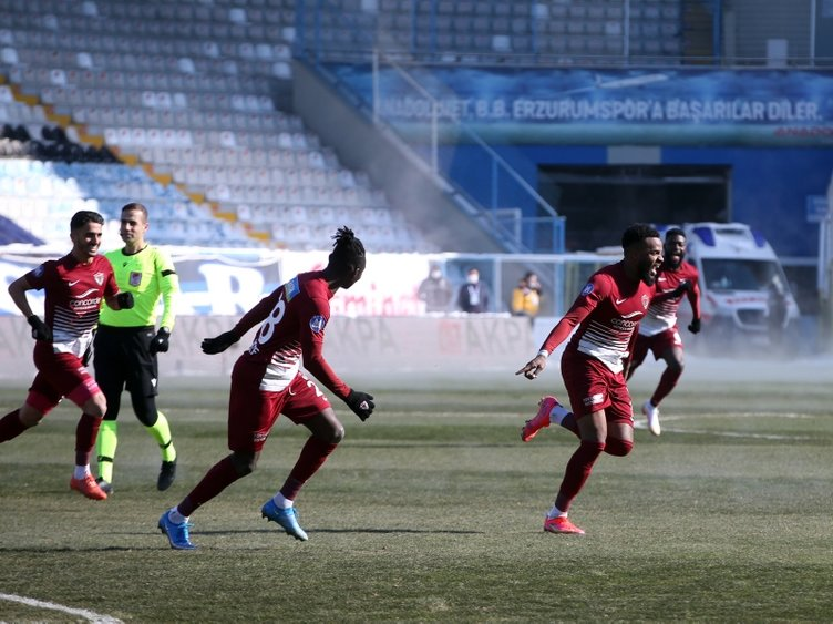 Son dakika: Hatayspor, Fenerbahçe'nin Aaron Boupendza teklifini açıkladı