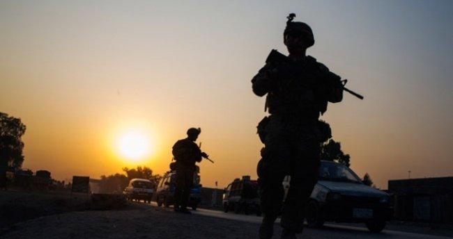 Afganistan'da DEAŞ'a karşı operasyon