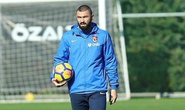 Trabzonspor'da çifte sevinç