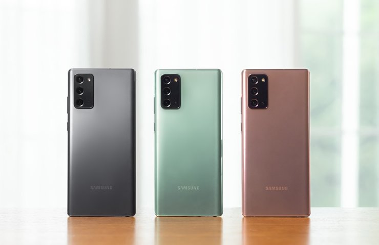 Samsung resmen tanıttı!