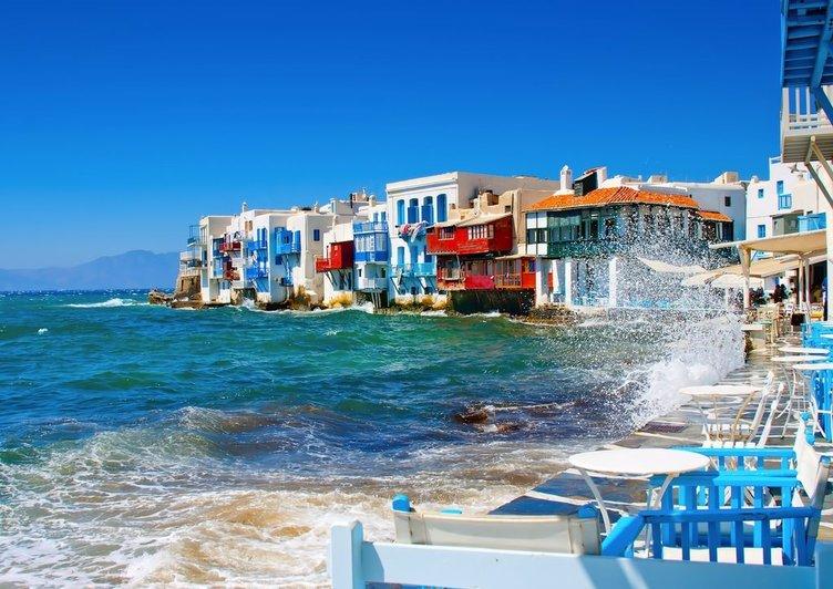 Mikonos / Yunanistan