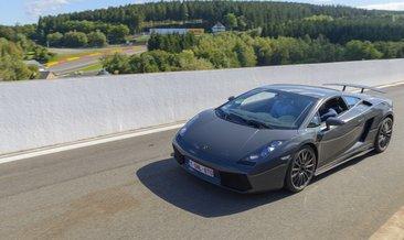 Lamborghini Gallardo'yu başka bir araca çevirdi! Görenleri şaşkına çevirdi