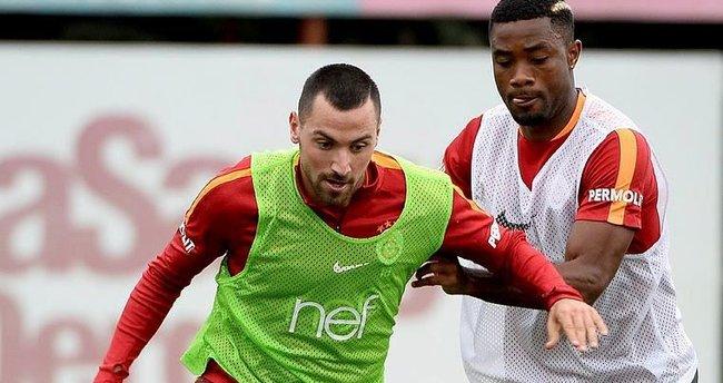 Galatasaray, Antalyaspor'a hazırlanıyor