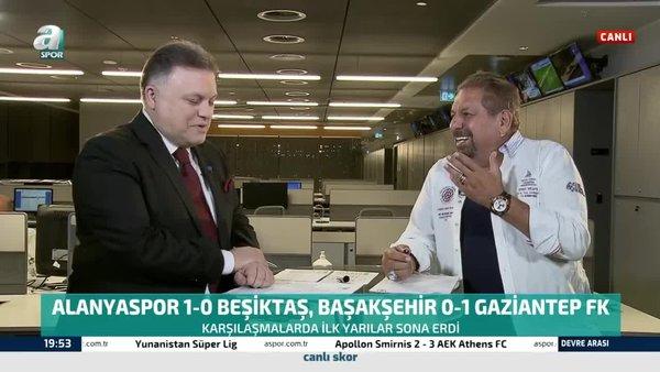 Erman Toroğlu: Beşiktaş Alanyaspor'a karşı bir şey yapamıyor