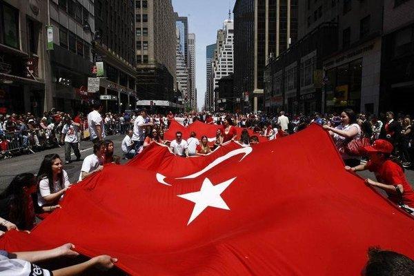 New York'ta Türk Festivali