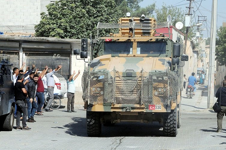 Barış Pınarı Harekatı'nda 2. gün! İşte Barış Pınarı Harekatı'nda son dakika gelişmeler...