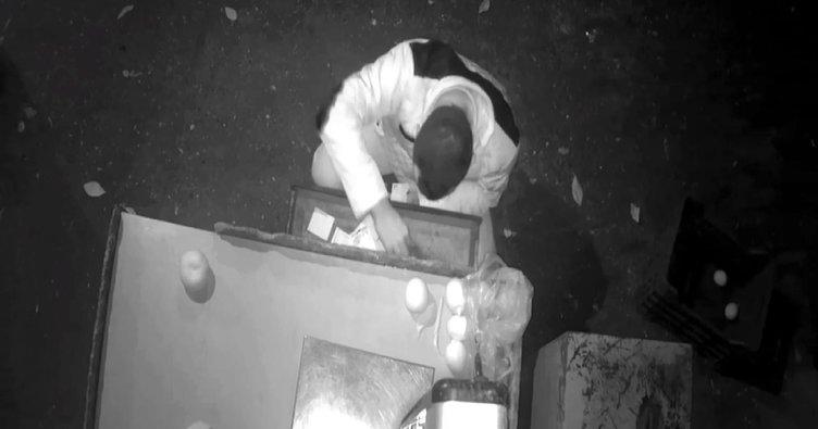 Ev ve iş yerlerinden hırsızlık yapan şüpheliler operasyonla yakalandı