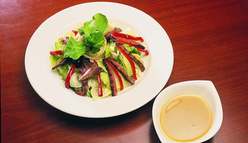 Roast Beef Salata
