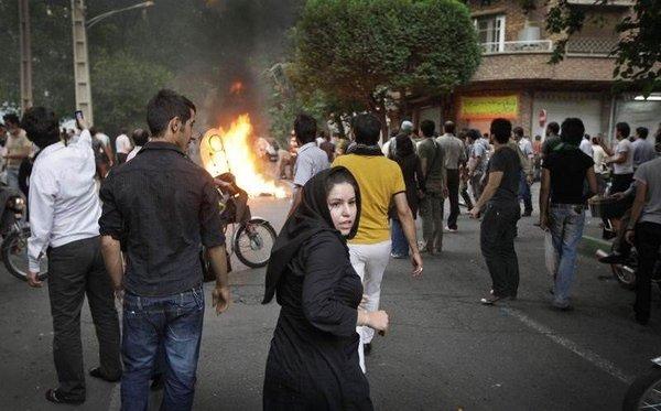 Seçimin ardından İran
