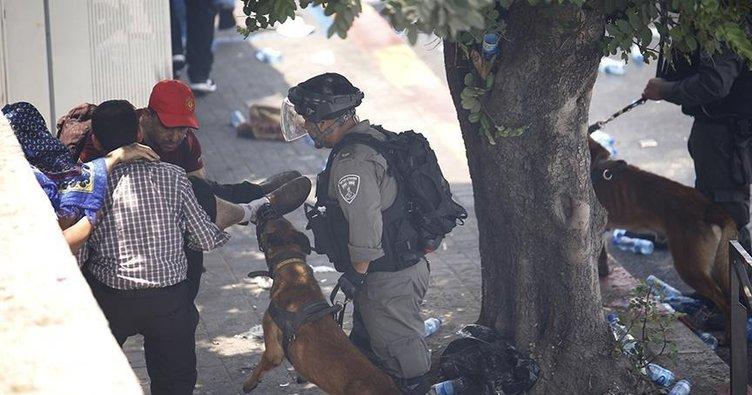 İsrail askerleri 5 Filistinliyi yaraladı