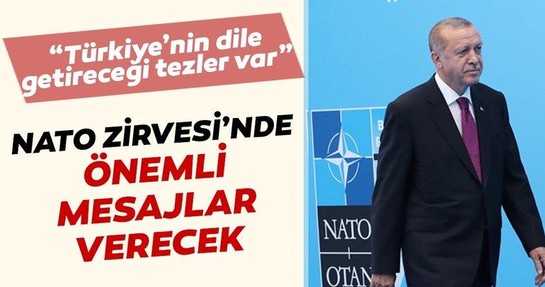 Cumhurbaşkanlığı Sözcüsü Kalın: Cumhurbaşkanımızın NATO Zirvesi'nde vereceği önemli mesajlar var