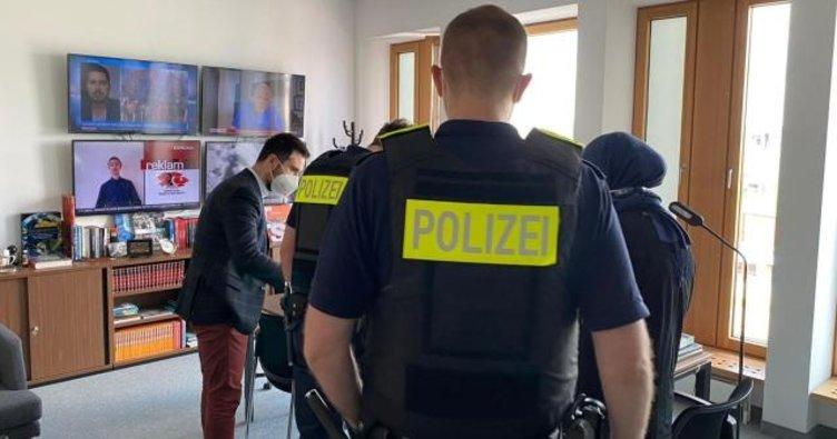 Almanya'da TRT Deutsch'a çirkin saldırı! Irkçıların hedefi oldu
