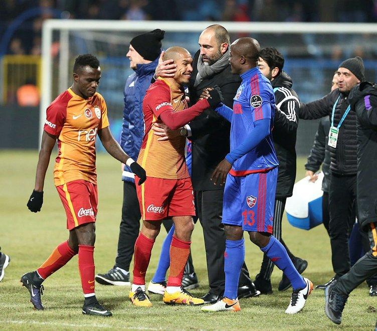 Nigel de Jong, Galatasaray günlerini anlattı