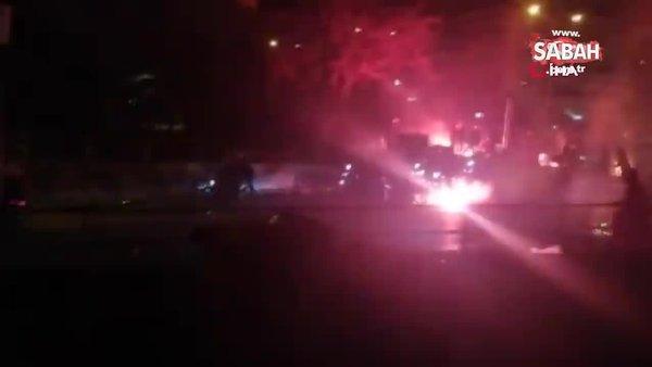 Son Dakika... Atina'da sokaklar karıştı!