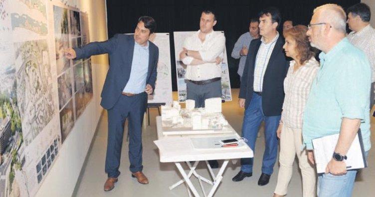 Çekirge Meydanı'nı vatandaşlar projelendirdi