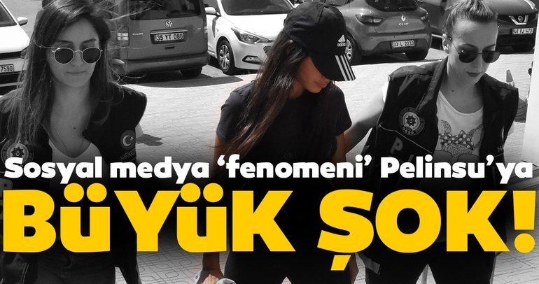 Son dakika haberi: Sosyal medya fenomeni Pelinsu M'ye uyuşturucudan gözaltı