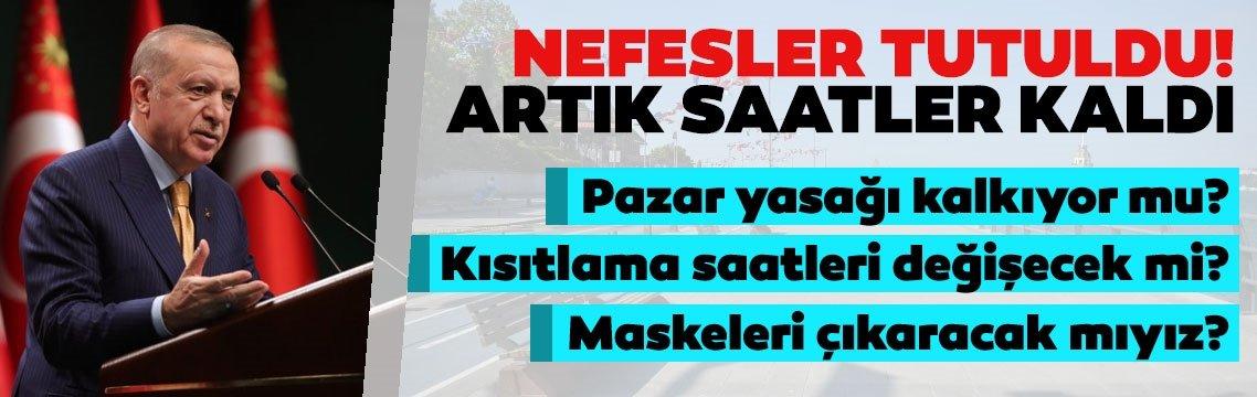 Türkiye'nin gözü bu toplantıda! Başkan Erdoğan Kabine Toplantısı kararlarını açıklayacak...