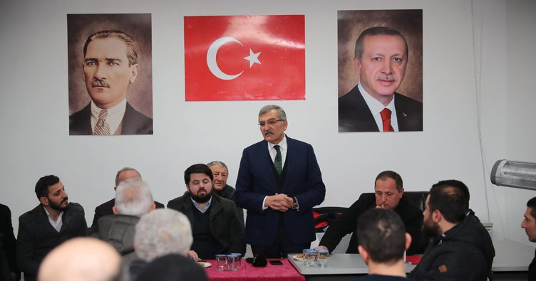 Başkan Murat Aydın'dan Beykozlulara imar müjdesi
