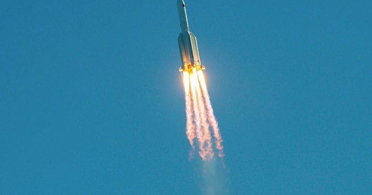 Uzay roketi kontrolden çıktı! Türkiye'nin yakınlarına düşebilir…