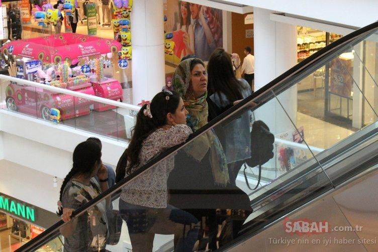 İranlı turistler bayramda Van'a akın etti