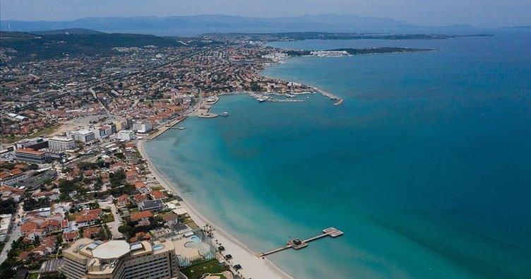 Bakan Ersoy duyurdu: Ege Turizm Merkezi-Çeşme Projesi 10 aylık süreçte sonuçlanacak