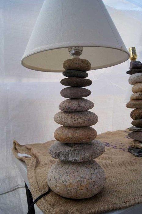 Taştan yapılan müthiş tasarımlar